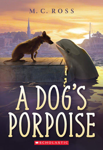 A Dog's Porpoise Book Cover